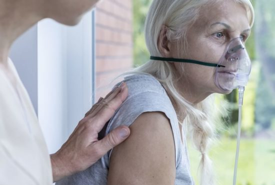 Respiratory therapy for elderly - Home Care